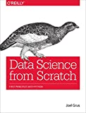 img - for Data Science from Scratch: First Principles with Python book / textbook / text book