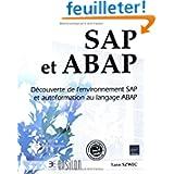 SAP et ABAP - Découverte de l'environnement SAP et autoformation au langage ABAP