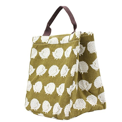cute-reusable-cotton-lunch-bag-insulated-lunch-tote-soft-bento-cooler-bag-brown-hedgehog