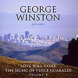 echange, troc George Winston - Love Will Come-Music of V