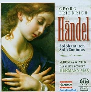 Handel - Solo Cantatas