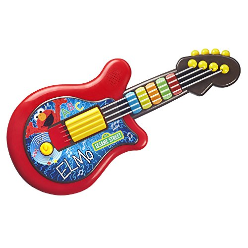 Playskool Sesame Street Elmo Guitar Toy - 1
