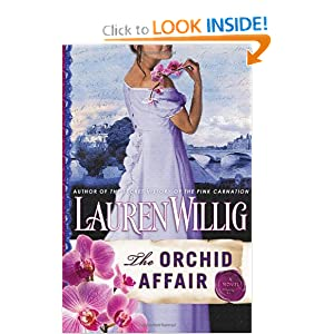 The Orchid Affair - Lauren Willig