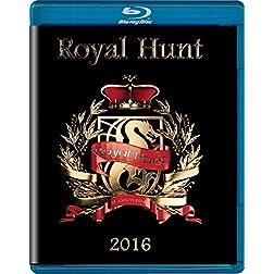 2016 [Blu-ray]