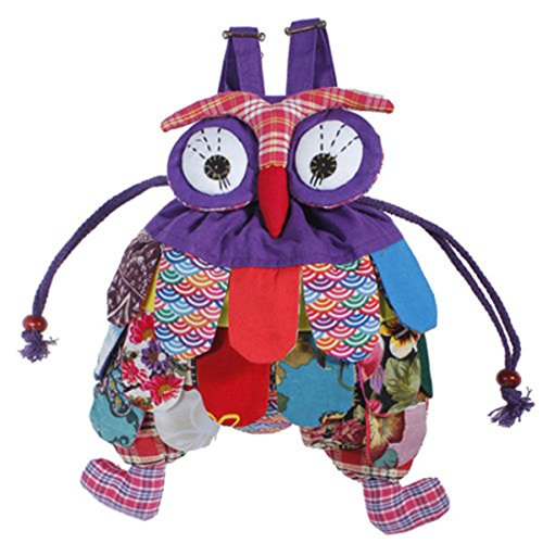 XIDAJE store Preschool Kid Children Ethnic Owl