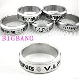 (ラブビューティー) Lovebeauty 韓流グッズ 応援グッズ BIGBANG 応援品 cos goods VIP 応援 指輪 メンズ&レディース