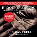 Blood Diamonds: Tracing the Deadly Path of the World's Most Precious Stones Audiobook by Greg Campbell Narrated by Tom Weiner