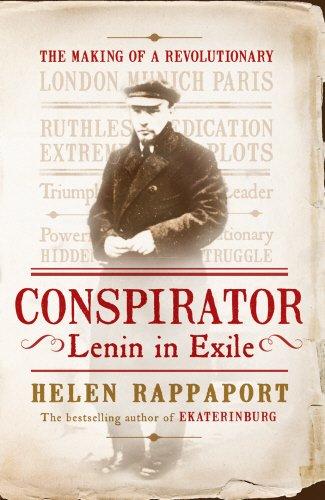 Conspirator : Lenin in Exile PDF