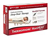 "Thermophore MaxHeat Deep-Heat Therapy, Large, Standard 14"" x 27"" (Auto-Switch)"