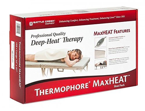 Thermophore MaxHeat Deep-Heat Therapy, Large, Standard 14