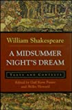 Image of A Midsummer Night's Dream: Texts and Contexts (Bedford Shakespeare)