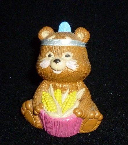 Hallmark Merry Miniature Thanksgiving Teddy Bear