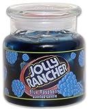 Jolly Rancher by Hanna's Candle 16.75-Ounce Jolly Rancher Blue Raspberry Jar Candle