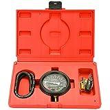 8milelake Fuel Pump & Vacuum Tester Gauge Leak Carburetor Pressure Diagnostics