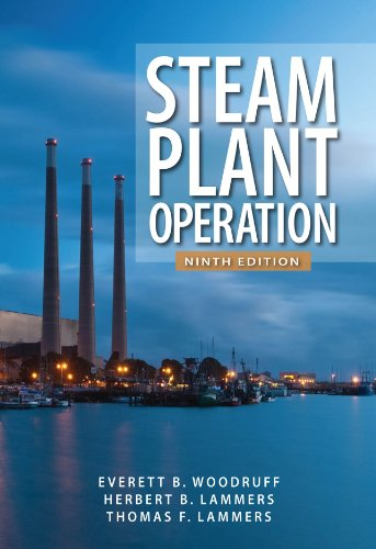 Steam Plant Operation 9th Edition (Septic Locator compare prices)