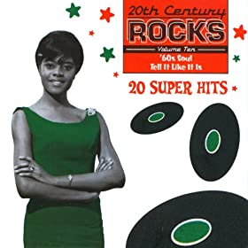 20th Century Rocks - Vol 10 - '60s Soul - Tell It Like It Is