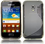S Line Gel Case For Samsung Galaxy Ace Plus S7500 - / Clear