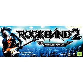 51xTeFb1ptL. AA280  Rock Band 2 Standalone Guitar For Xbox 360   $59 Shipped