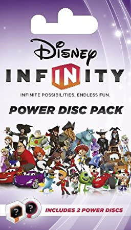 Disney Infinity EU 2-Power Disks Series 3 Pack (Xbox 360/PS3/Nintendo Wii/Wii U/3DS)