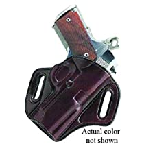 Galco Concealable Belt Holster for H&K USP Compact 45 (Black, Right-hand)