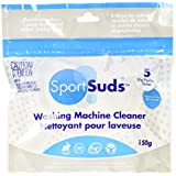 Sport Suds Washing Machine Cleaner, 5 Pouch