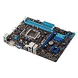 Asus P8H61-MX R2.0 Motherboard (Socket 1155, Intel H61, Dual Channel DDR3 RAM, SATA 300, Micro ATX, Realtek 8111F-VB-CG, GPU Boost)