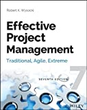 img - for Effective Project Management: Traditional, Agile, Extreme book / textbook / text book