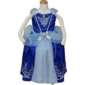 ディズニープリンセス ふわりんドレス シンデレラ 100cm-110cm