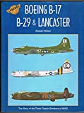 Image of Boeing B-17, B-29 & Lancaster (Vol. 2) (Legends of the Air Ser.)