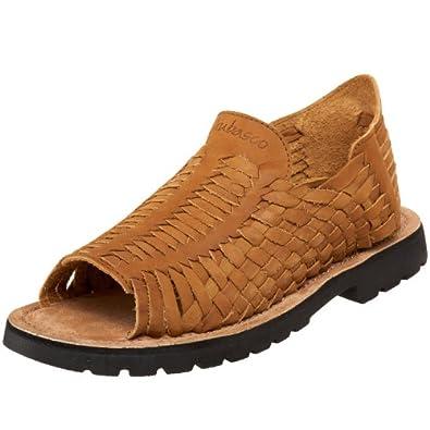 Amazon.com: Chubasco Men's Rincon Leather Huarache,Light