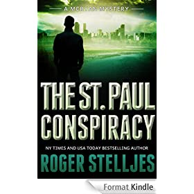 The St. Paul Conspiracy - Thriller (McRyan Mystery Series Book 1) (English Edition)