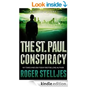 The St. Paul Conspiracy - Thriller (McRyan Mystery Series Book 1)