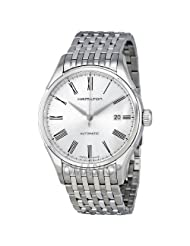 Hamilton Valiant Silver Dial Stainless Steel Mens Watch H39515154