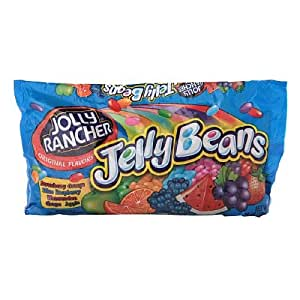 Jolly Rancher Jelly Beans, 14-Ounce Bag (Pack of 2)