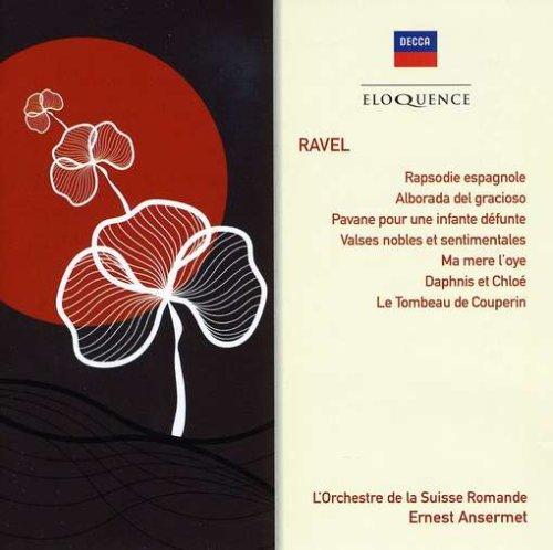 Ravel: Rapsodie Espagnole / Valses Nobles / Pavane