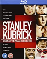 Stanley Kubrick: Visionary Filmmaker Collection [Blu-ray] [1962] [Region Free]