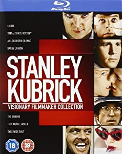 Visionary Filmmaker Collection [Reino Unido] [Blu-ray]