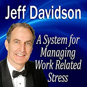 A System for Managing Work Related Stress Speech