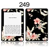 TaylorHe Vinyl Skin Decal for Amazon Kindle Paperwhite Ultra-slim protection for Kindle MADE IN BRITAIN FREE UK DELIVERY Design of Vintage Floral Patterns