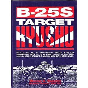 B-25s, Target Kyushu