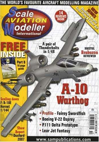 Scale Aviation Modeller International