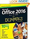 Office 2016 All-in-One For Dummies (O...
