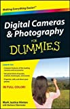 By Mark Justice Hinton Digital Cameras & Photography for Dummies [Paperback]