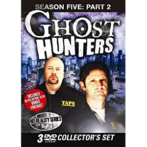 Ghost Hunters: Season Five, Part Two movie