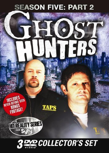 Ghost Hunters: Season 5, Part Two (Ghost Hunters Season 2 compare prices)