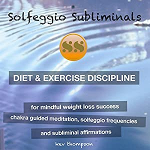 Diet & Exercise Discipline, for Mindful Weight Loss Success Speech