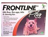 F.C.E. INC D 011-66002 FRONTLINE PLUS DOG 0-22 POUND