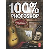 100% Photoshop: Create stunning illustrations without using any photographsby Steve Caplin