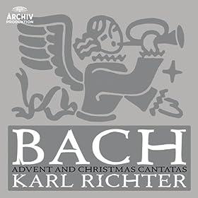 """J.S. Bach: Cantata """"Christum wir sollen loben schon"""", BWV 121 - Aria: O du von Gott erh�hte Kreatur (Tenor)"""