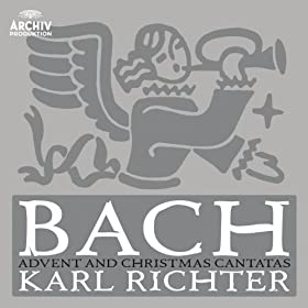 """J.S. Bach: Cantata """"Jesus schl�ft, was soll ich hoffen? BWV 81 - 4. Arioso: """"Ihr Kleingl�ubigen"""""""